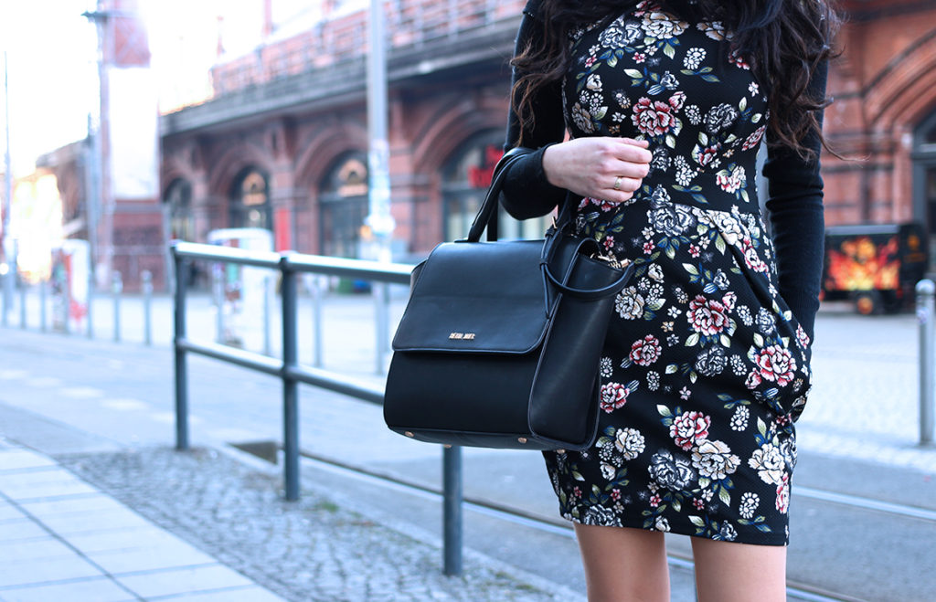 FLORAL IS THE NEW BLACK FASHION CONFESSION BY ELIZA ARMAND, FASHION BLOGGER, BEAUTY BLOGGER, MAKEUPBLOGGER, SKINCARE www.fashion-confession.com